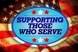 Supporting Those Who Serve