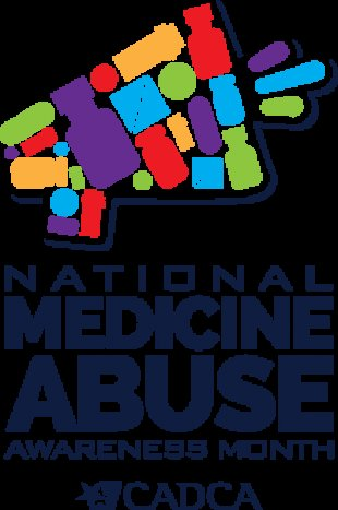 National Medicine Abuse Awareness Month